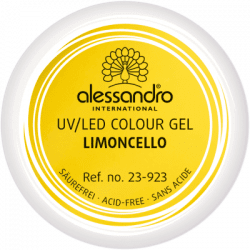 Color gel Alessandro 101 WHITE HONEYMOON