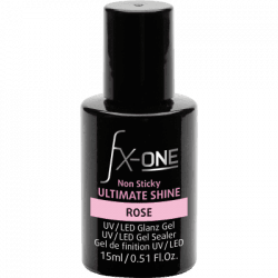FX-ONE Ultimate Shine sans résidus Rose 15ml