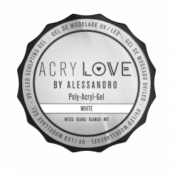 Acrylove gel white