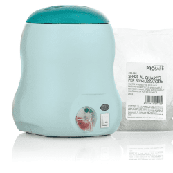 Stérilisateur à chaud avec microbilles de quartz Steril Tre+