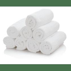 Serviette blanche 50 x 90cm