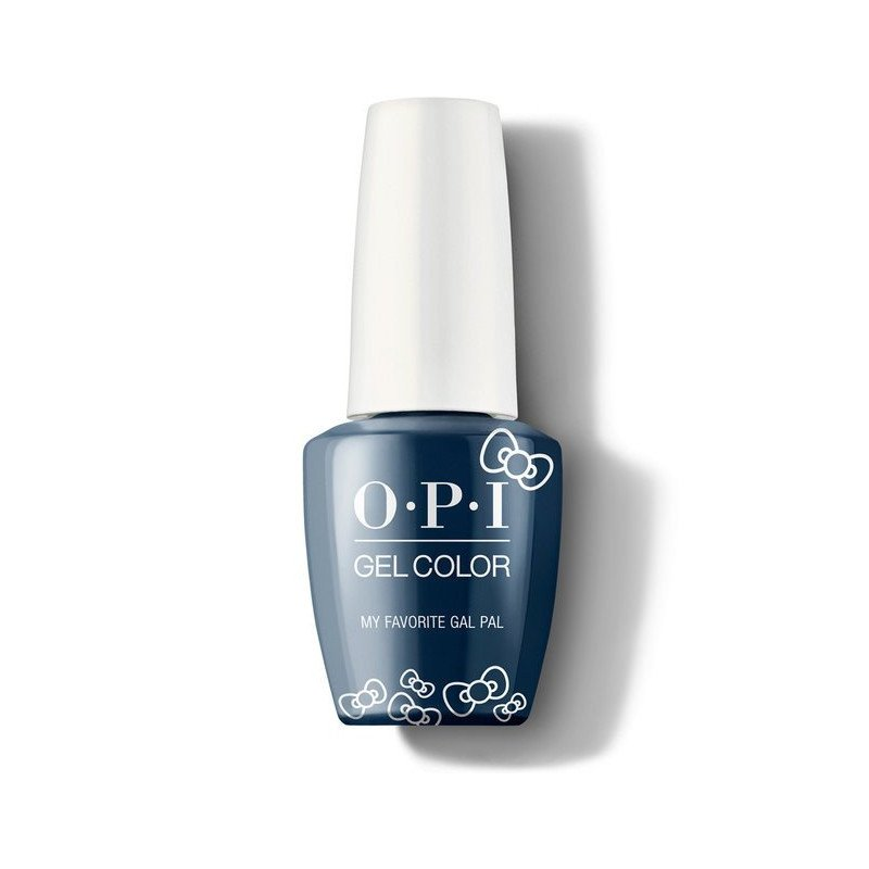 GelColor OPI Collection Hello Kitty My Favorite Gal Pal HPL09
