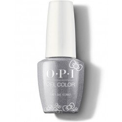 GelColor OPI Collection Hello Kitty A Kiss On The Chic HPL05