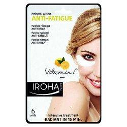 Patchs contour des yeux Hydrogel Anti-fatigue Vitamine C - IROHA