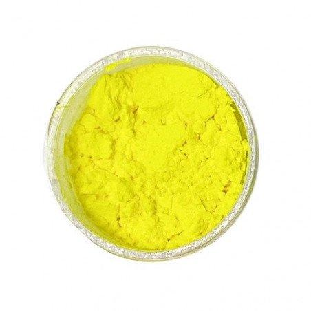Poudre Néon jaune