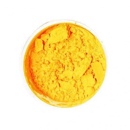 Poudre Néon orange clair