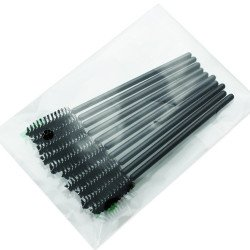 Brosses mascara jetables x 10