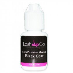 Mascara semi-permanent black coat - 10ml