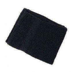 Serviette coiffeur 50 x 90 cm, noir