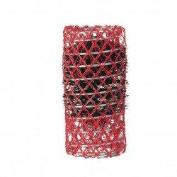 rouleau pour mise en plis diamètre 32 rouge lot 6