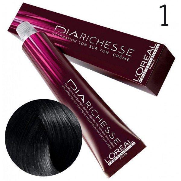 1- Noir - Dia Richesse