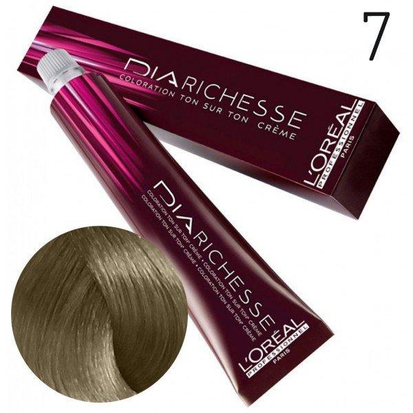 7 - Blond - Dia Richesse