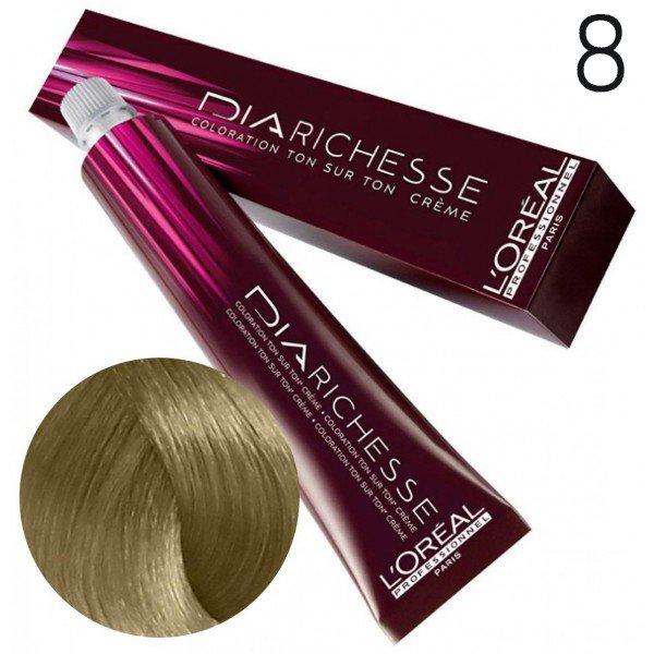 8 - Blond clair - Dia Richesse