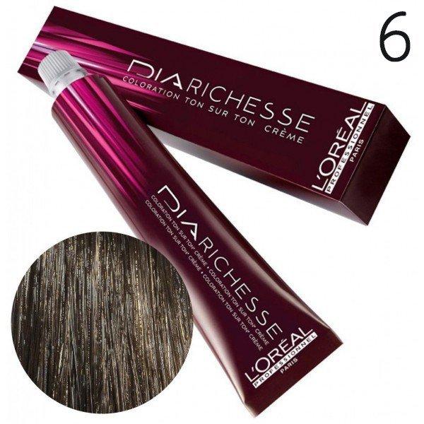 6 - Blond foncé - Dia Richesse