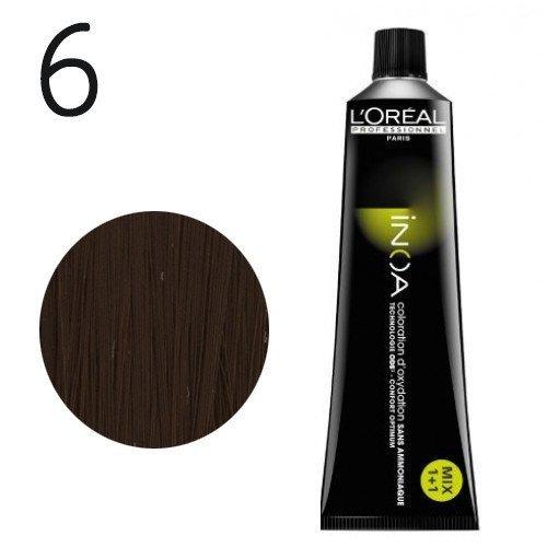 6 - Blond foncé - Inoa Fondamental