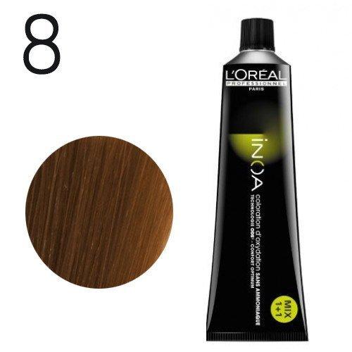 8 - Blond clair - Inoa Fondamental