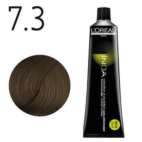 7.3 - Blond doré - Inoa Fondamental doré