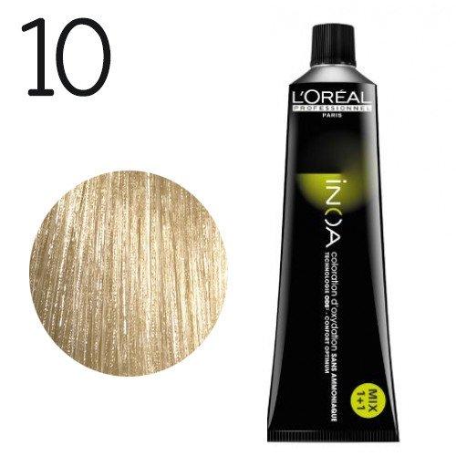 10 - Blond très très clair - Inoa Fondamental