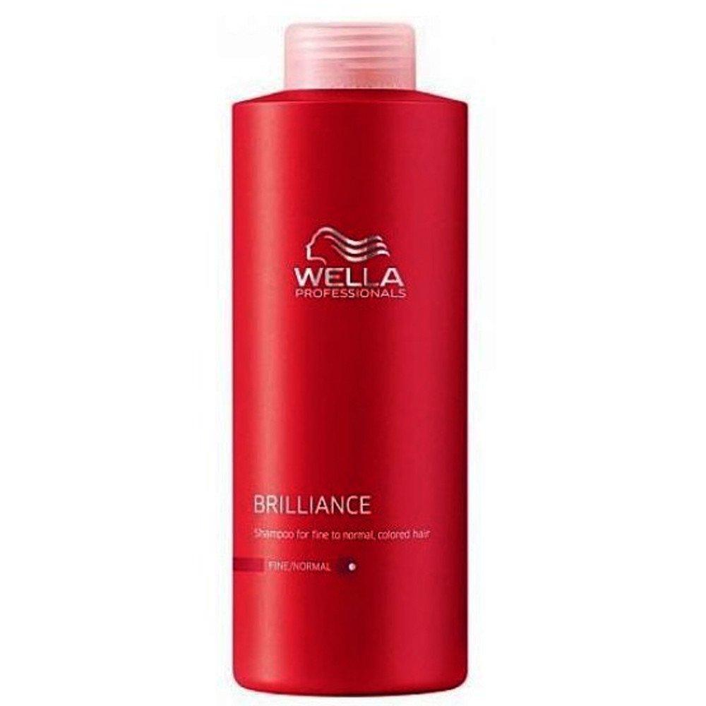 Brilliance cheveux fins et normaux 1000 ml shampooing