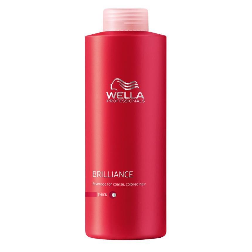 Brilliance cheveux épais 1000ml shampooing