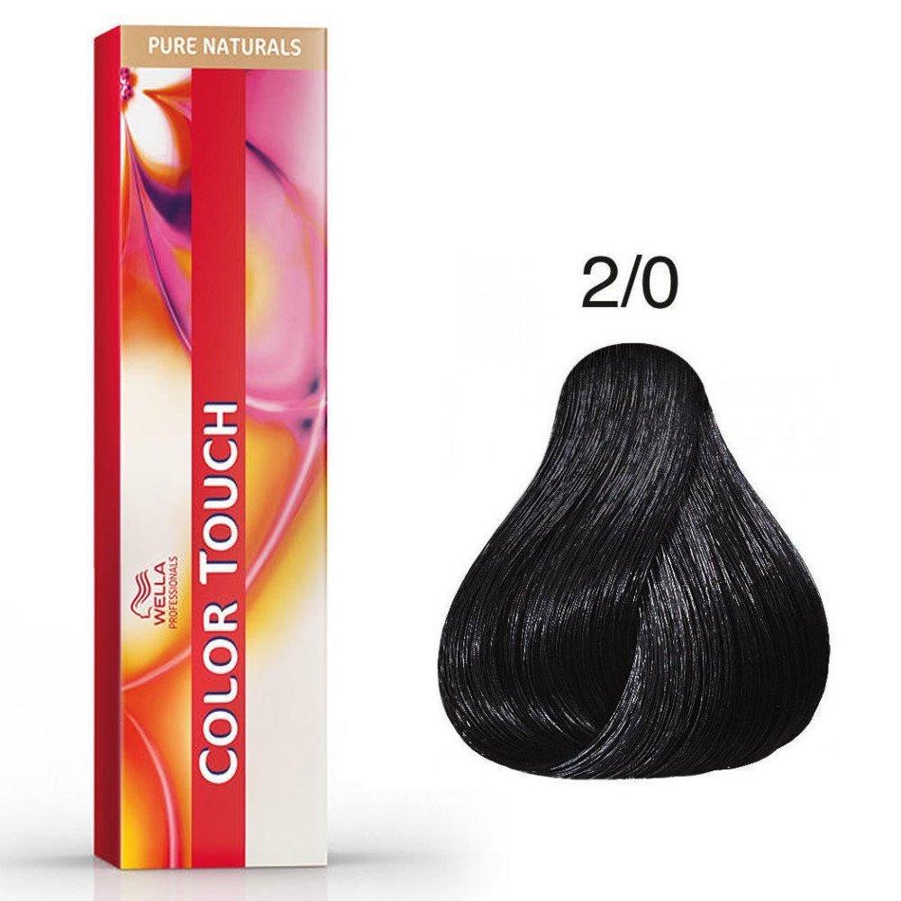 Pure Naturals 2/0 Noir Color Touch