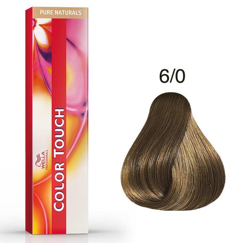 Pure Naturals 6/0 Blond foncé naturel Color Touch