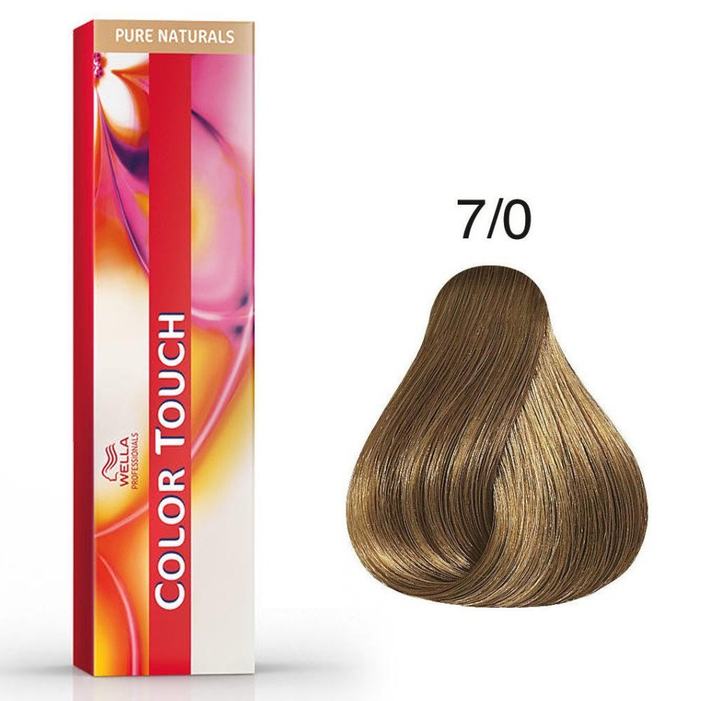 Pure Naturals 7/0 Blond Color Touch