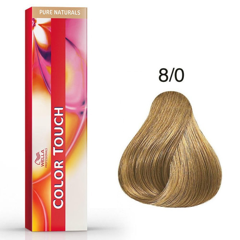 Pure Naturals 8/0 Blond clair Color Touch