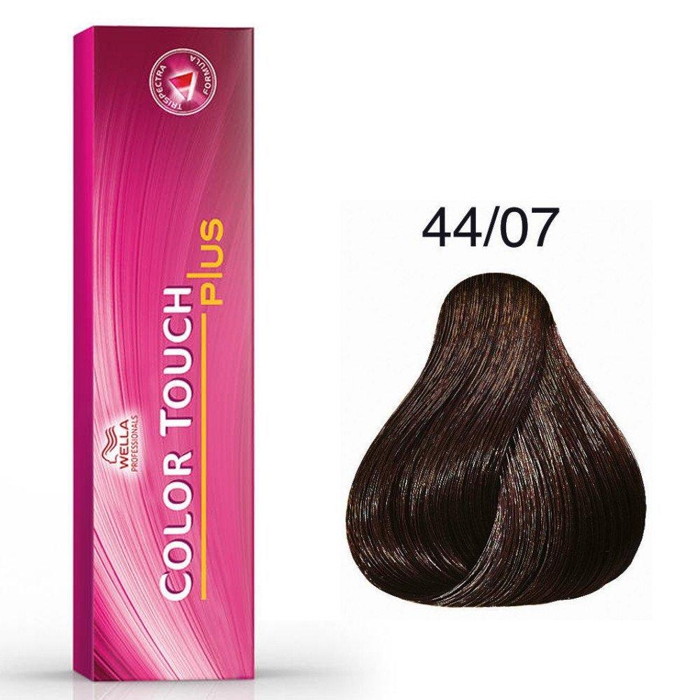 Color Touch Plus 44/07 Châtain intense naturel marron