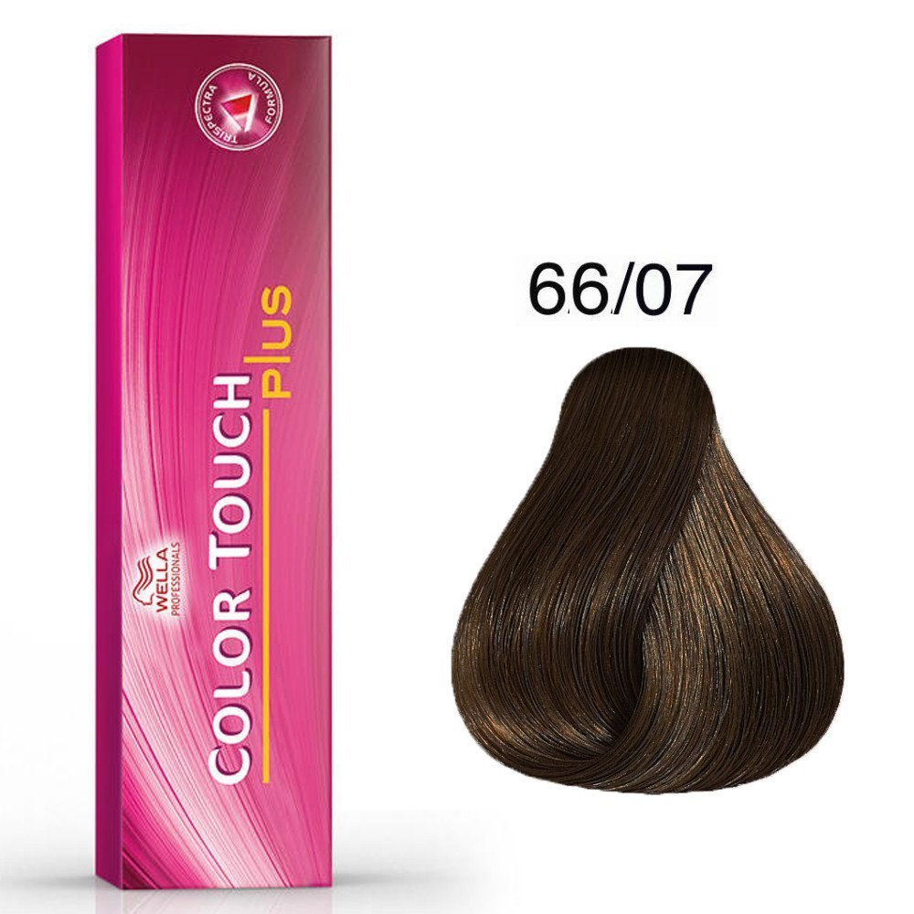 Color Touch Plus 66/07 Blond foncé intense naturel