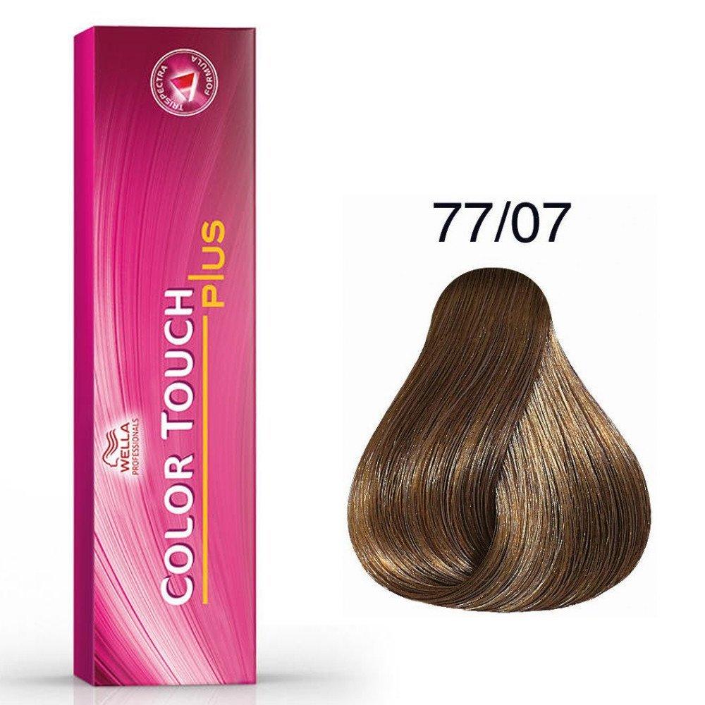 Color Touch Plus 77/07 Blond intense naturel marron
