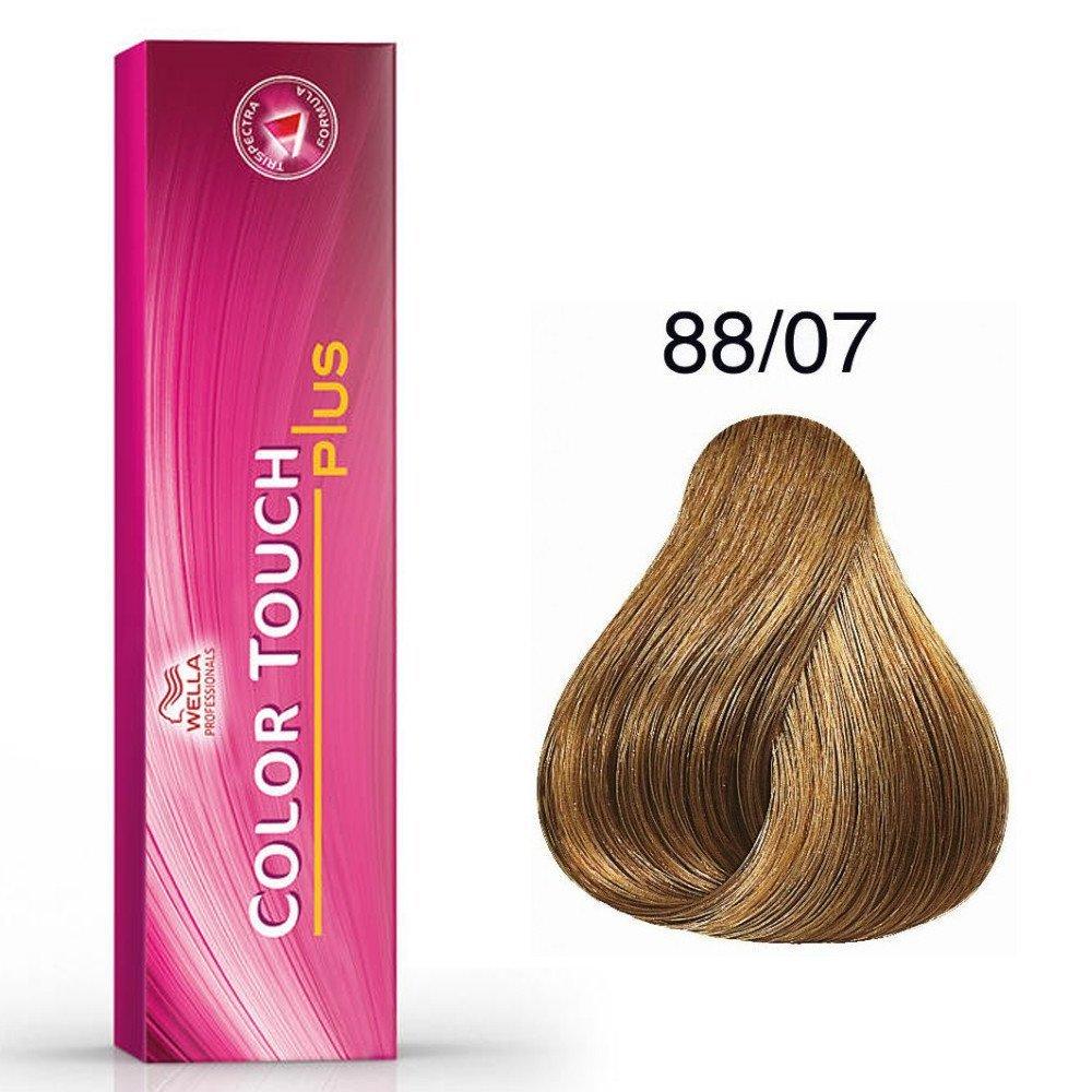 Color Touch Plus 88/07 Blond clair intense naturel marron
