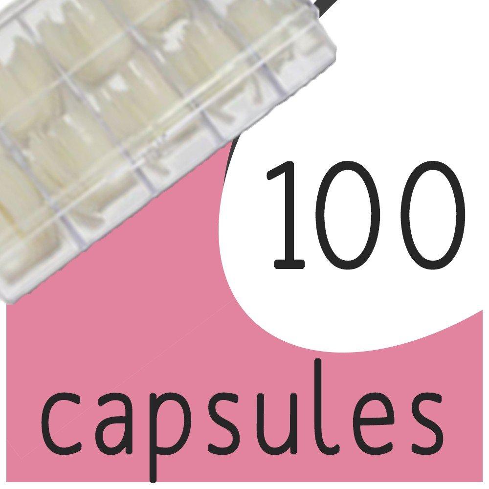 Boîte de 100 capsules (T1 à T10)