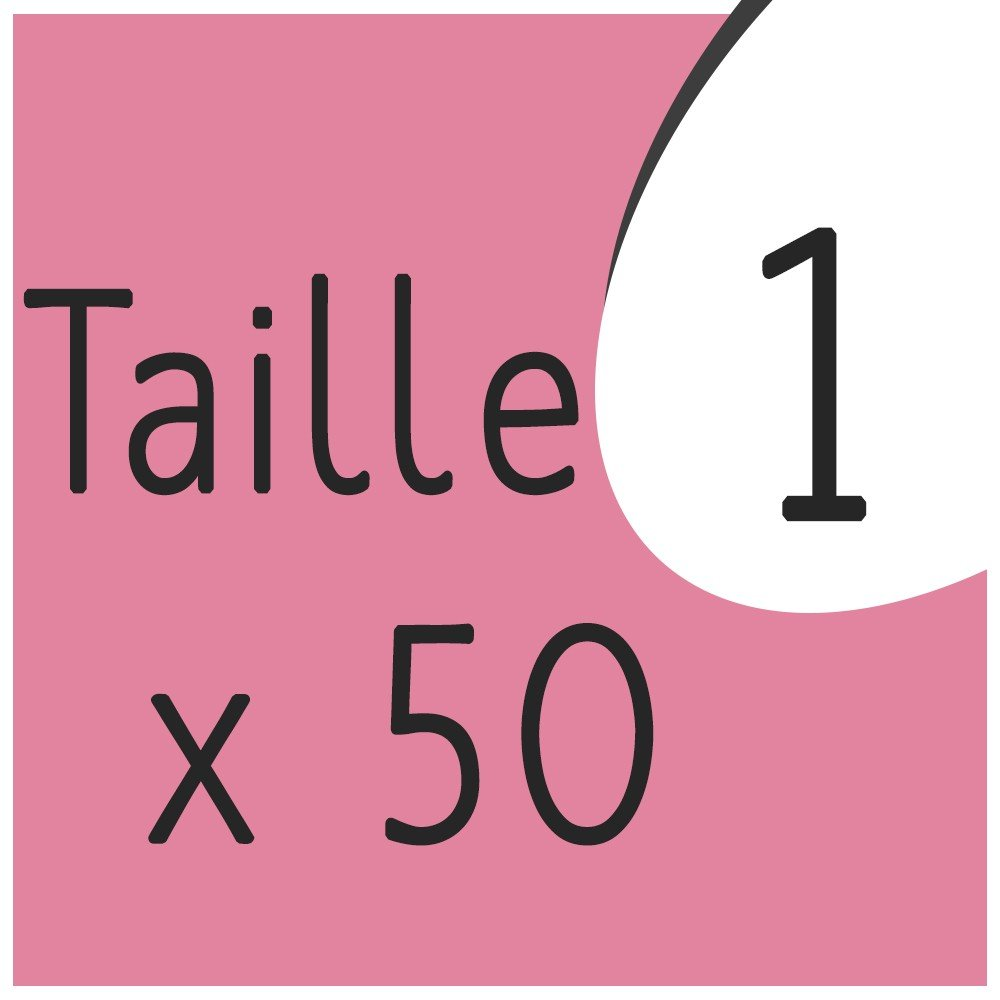 Taille 1 x 50 capsules