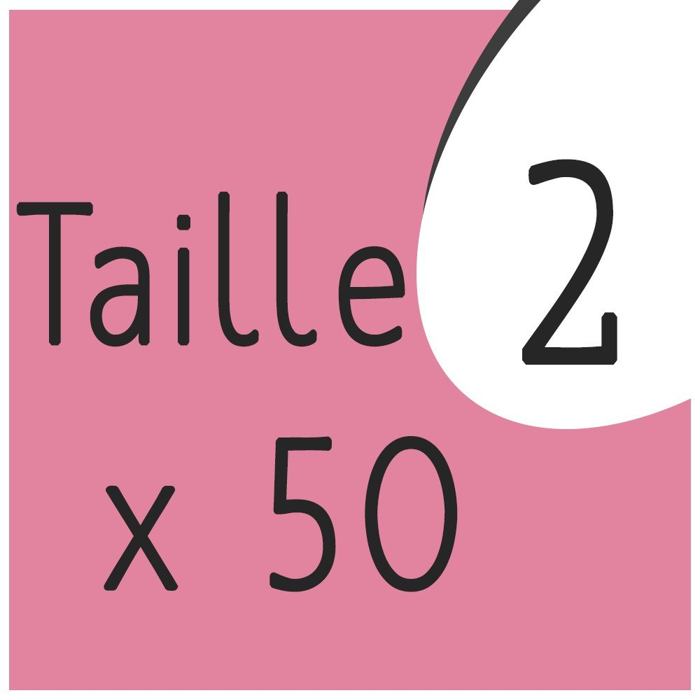 Taille 2 x 50 capsules