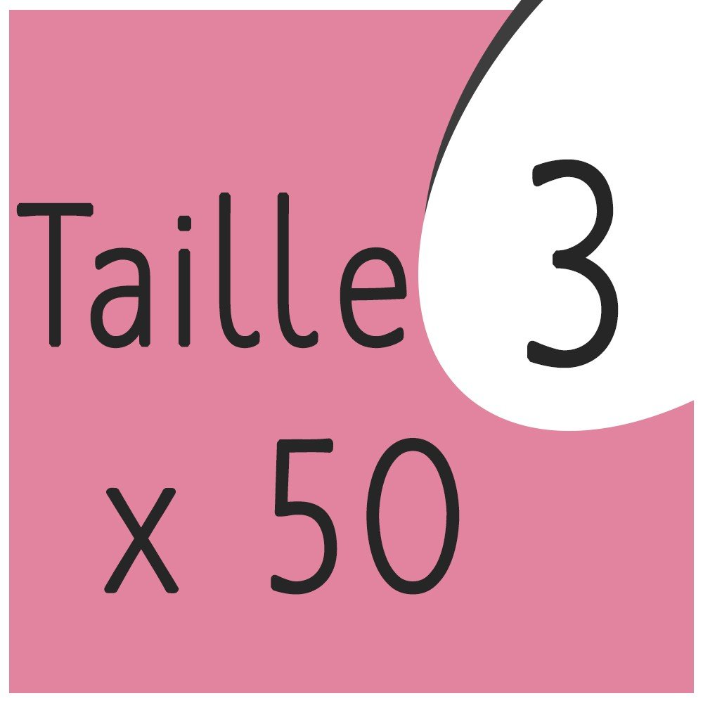 Taille 3 x 50 capsules